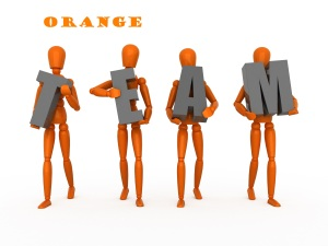 Orange Team