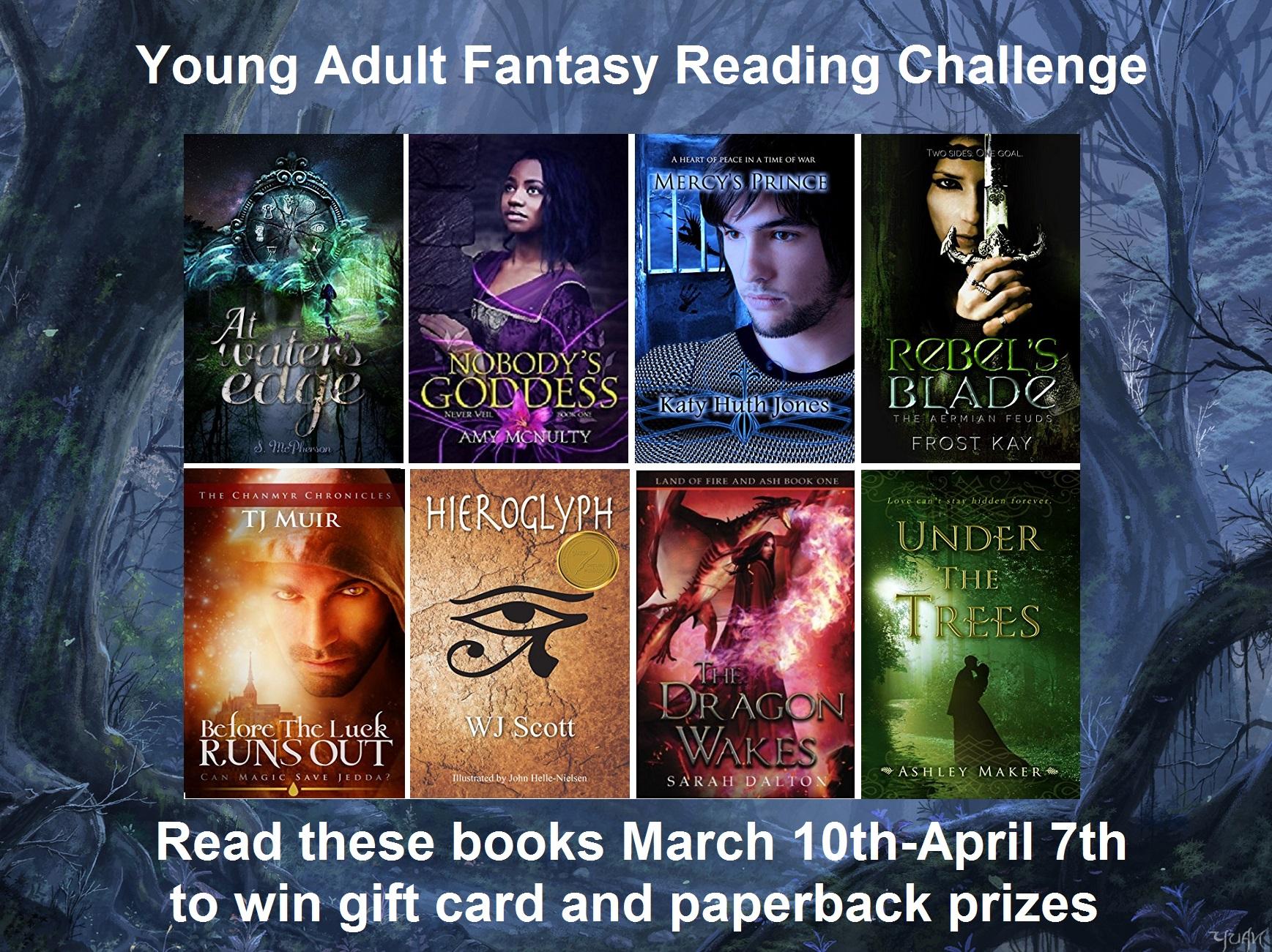 Fantasy Challenge Graphic